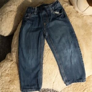 4t gymboree red thermal lined jeans